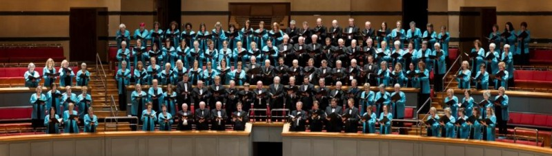 Singing in Symphony Hall
