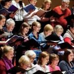 Rehearsing Mozart Requiem