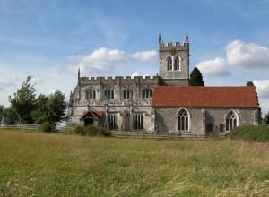 Wooton Wawen's Saxon church
