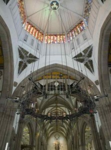 Blackburn Cathedral - lantern