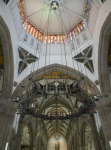Blackburn Cathedral - lantern