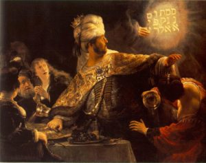 Rembrandt_-_Belshazzar's_Feast